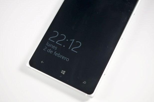 Nokia Lumia 830 - Glance Screen