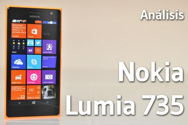 Nokia Lumia 735 - Analisis