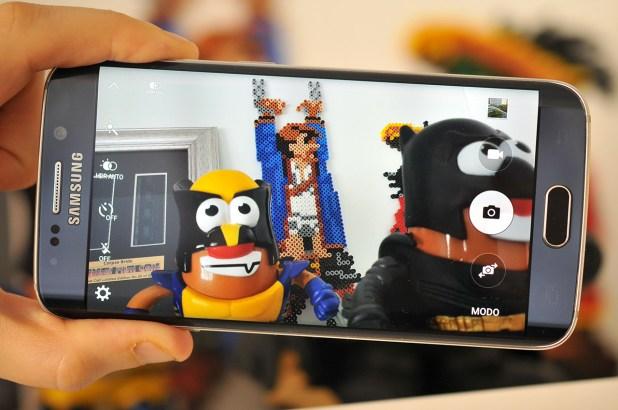 Samsung Galaxy S6 edge - Camara 2