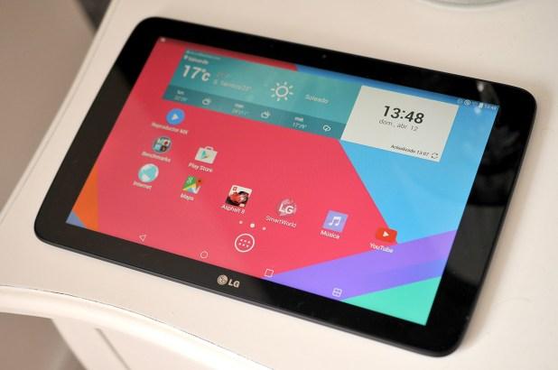 LG G Pad 10.1 - 16
