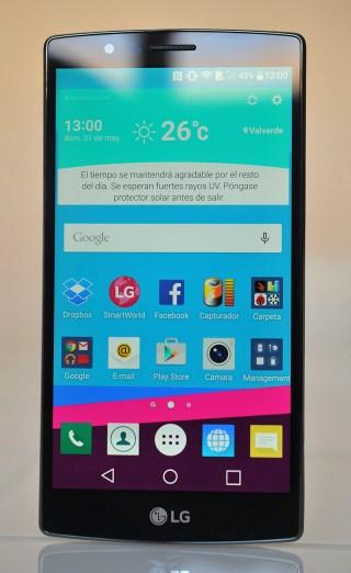 LG G4 - Frontal