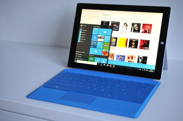 MS Surface 3 - 1