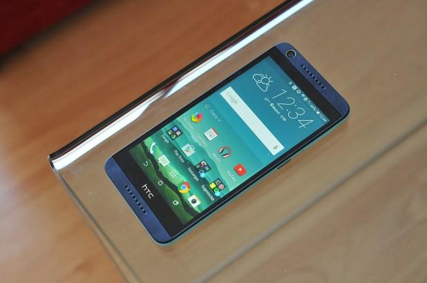 HTC Desire 626 - 21
