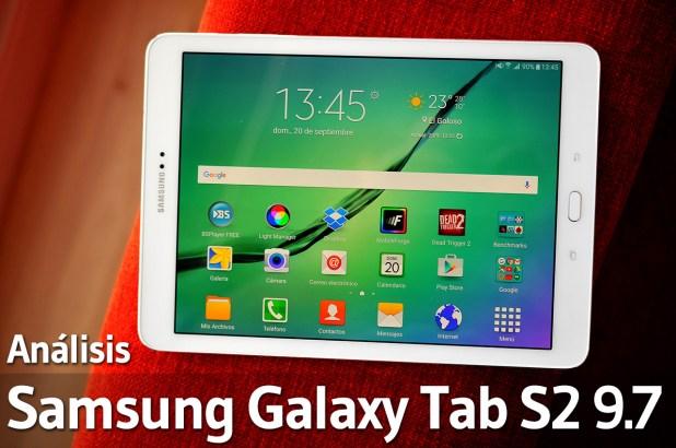 Samsung Galaxy Tab S2 - Analisis