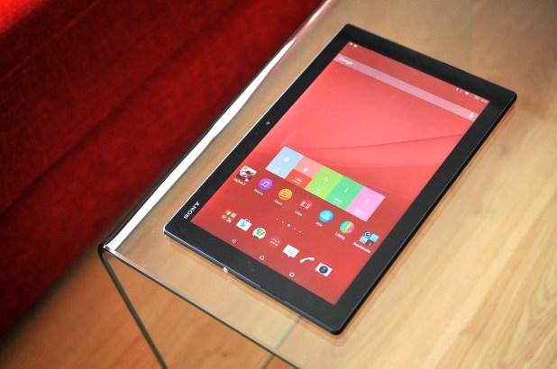 Sony Xperia Z4 Tablet - 19