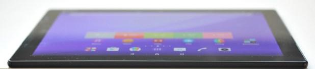 Sony Xperia Z4 Tablet - abajo