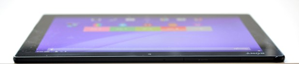 Sony Xperia Z4 Tablet - arriba