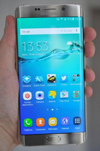 Samsung Galaxy S6 edge plus - 1