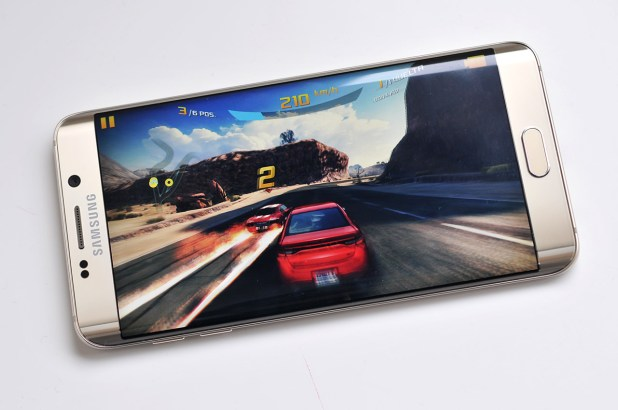 Samsung Galaxy S6 edge plus - 14