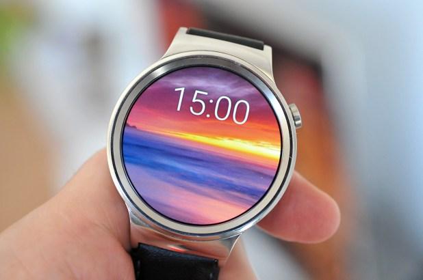 Huawei Watch - 9