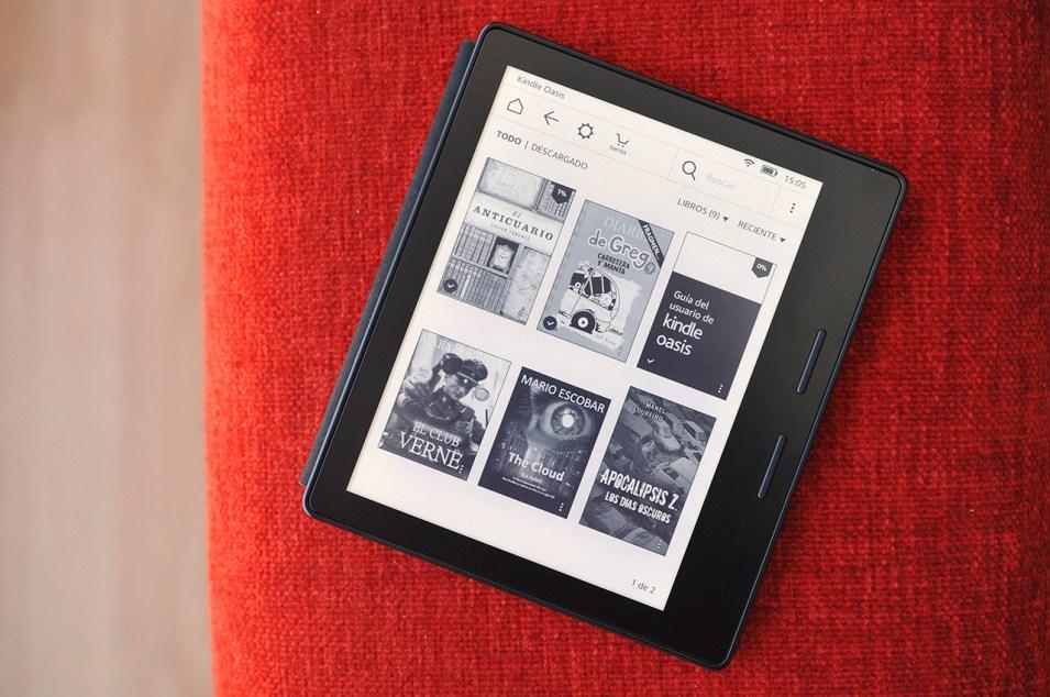 Kindle Oasis - 6