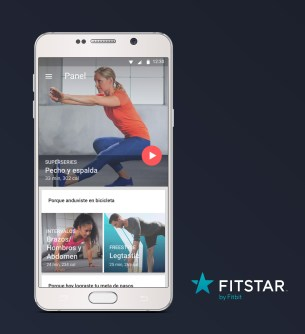 Spanish_Fitstar Android Dashboard