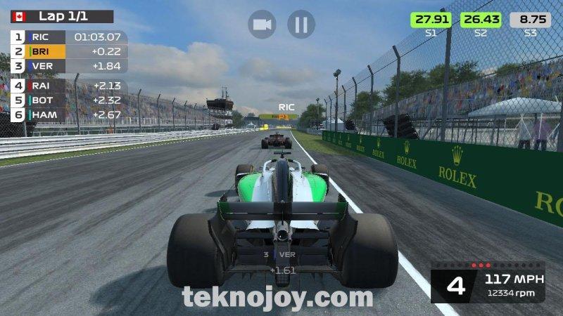 En İyi F1 Yarış Oyunu