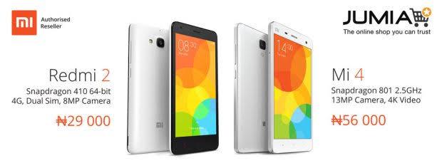 Xiaomi Redmi 4 ve Mi 2
