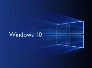 windows 10 görsel
