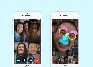 Facebook Messenger Grup Video Desteği