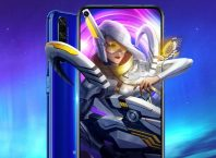 Honor 20 & mobile legends