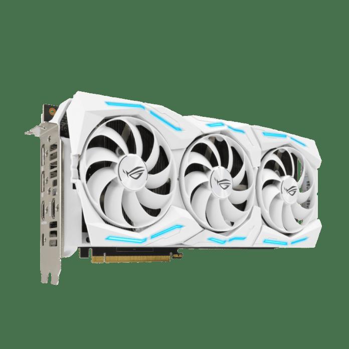 Asus Strix 2080 SUPER White Edition