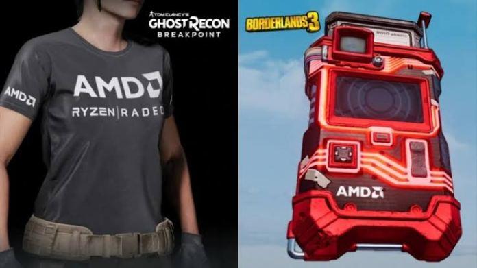 AMD Radeon RX 5500 ve RX 5500M Hediye Oyun Seçenekleri
