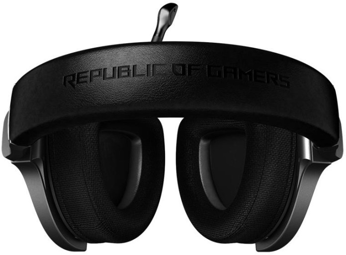 Asus ROG Delta kafa bandı ve kulak pedleri