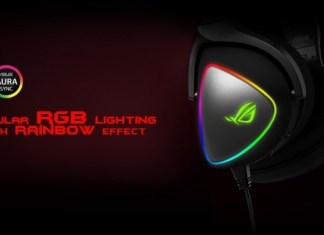 Asus ROG Delta RGB