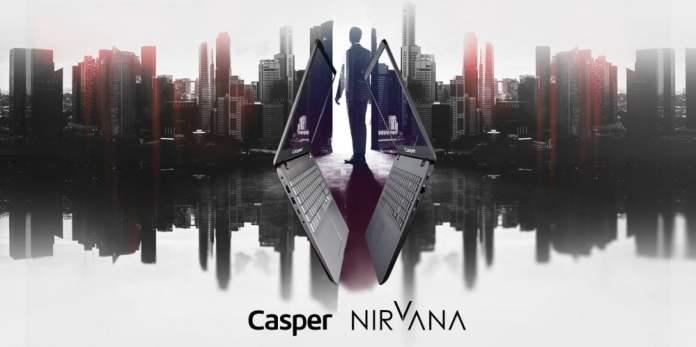 Casper Nirvana S500 Duyuruldu