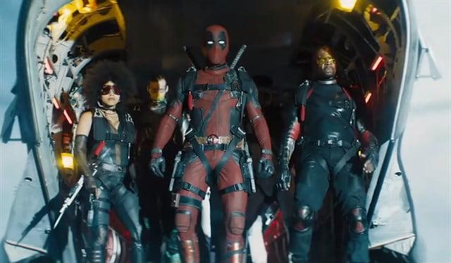 Deadpool 2 X Force