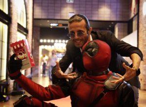 Deadpool 2 Gala