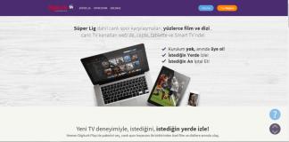 Digiturk Play Ana Sayfa