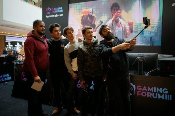 Forum İstanbul AVM Gaming Forum