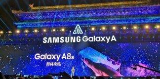 Galaxy A8S - Çentiksiz Model