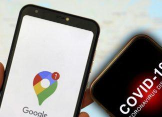 Google Corona Virus