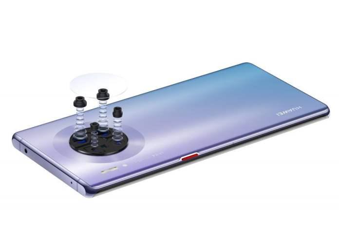 Huawei Mate 30 Pro Fotoğraf Özellikleri