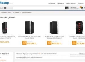 incehesap.com Bilgisayar Fiyatları