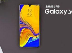Infinity-U Ekranlı Samsung Galaxy M20