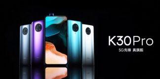 Redmi K30 Pro Zoom