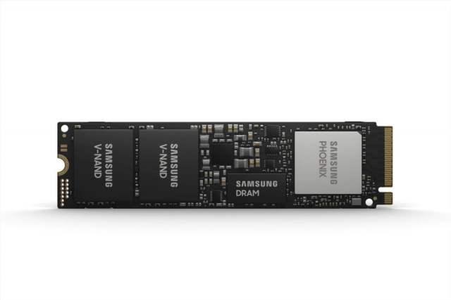 Samsug Evo 970 Plus NVMe SSD