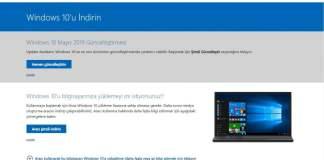 Windows'u tekrar yükleme rehberi
