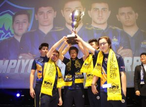 Asus Wolfteam Türkiye Kupası Şampiyonu 1907 Fenerbahçe