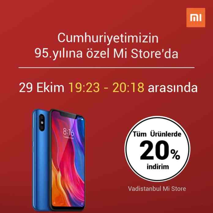 Xiaomi Evefone Kampanya
