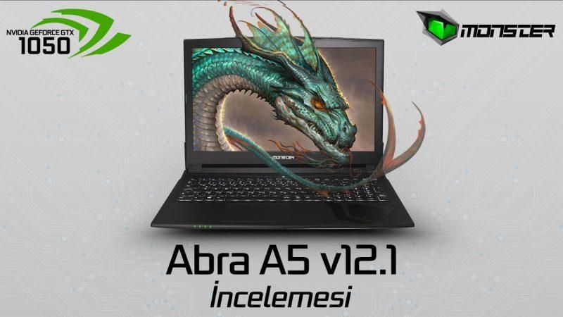 "Abra A5 V12.1 15.6"" Oyun Bilgisayarı"