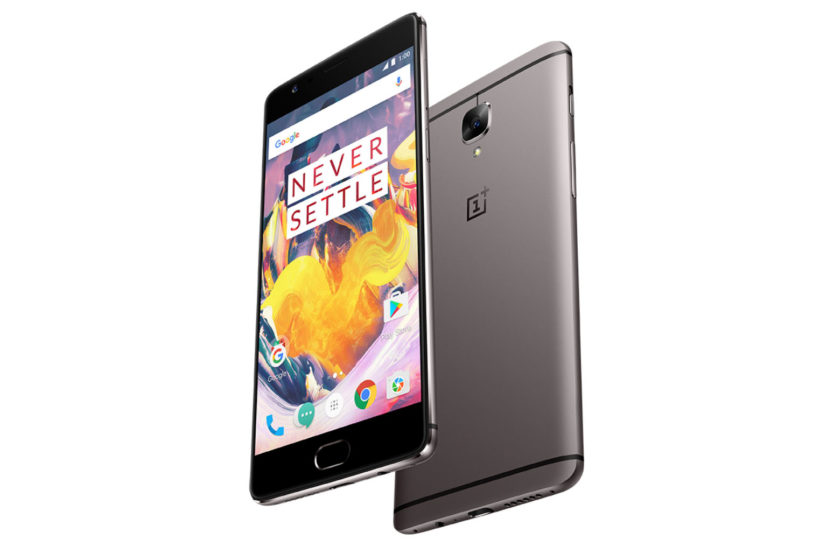 OnePlus 3T, la sfida a iPhone e Galaxy è partita