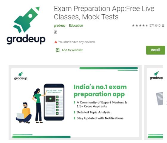 Aplikasi Exam Preparation
