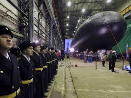 İşte Rusya'nın ilk elektrikli denizaltısı
