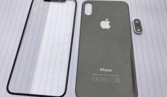 iPhone 8'in Son Tasarım Görüntüleri De Sızdı