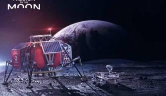 Ay'a GSM Ağı Şebekesi Kurulacak