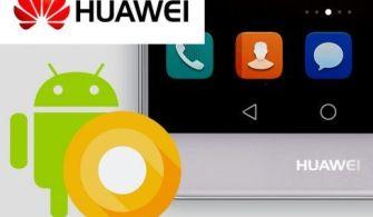 Huawei 7 Cihazına Daha Oreo Güncellemesi Getiriyor