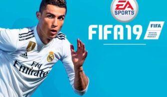 FIFA 19'da Cristiano Ronaldo Skandalı