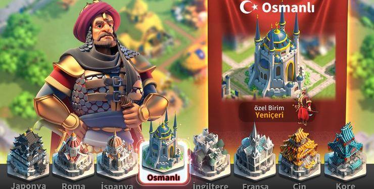 Osmanlı'nın Saldırı Gücü Savaşları Kızıştırıyor!