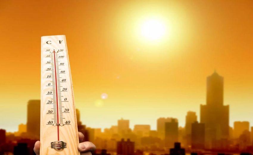 Türkiye sıcak hava